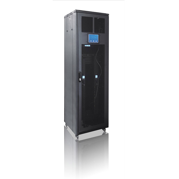 Intelligent server cabinet