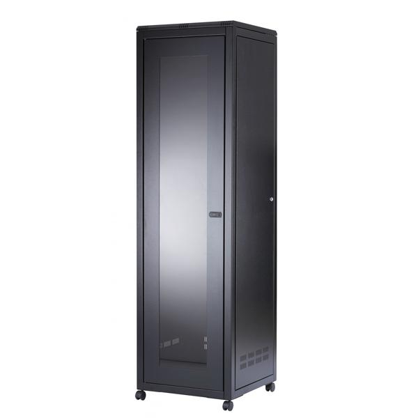 Floor server cabinet