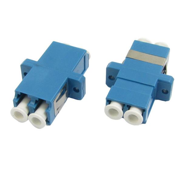 LC to LC Duplex Fiber Optic Connector