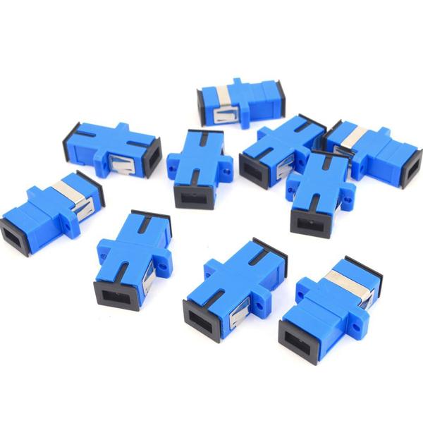 SC SC Simplex fiber optic connector