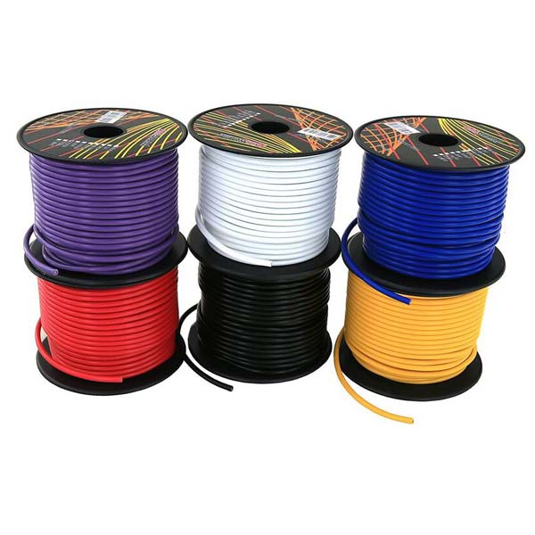 16 Gauge Power cable