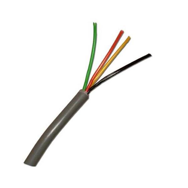 4C round telephone cable