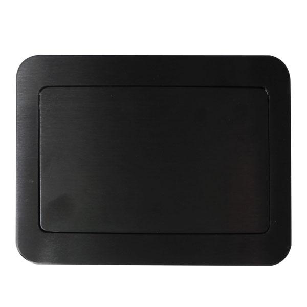 Hidden Desktop connection box