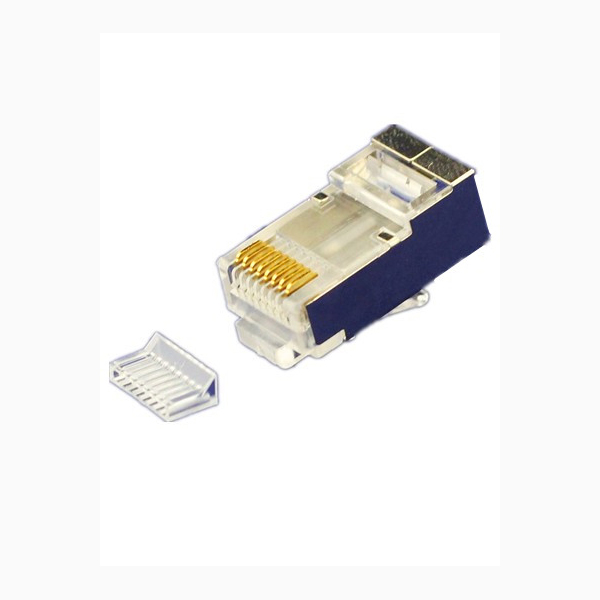 FTP RJ45 CONNECTOR WITH INSERT