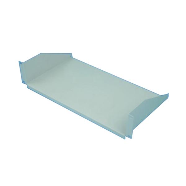 2U cantilever shelf