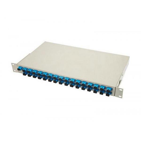 Optical Fiber Splitter Patch Panel