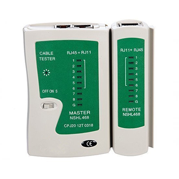 networking lan cable tester