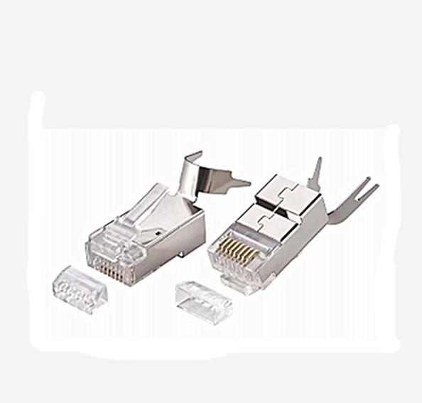 RJ45 8p8c 2 Part FTP Plug